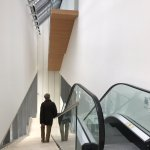 Escaleras hacia primer piso