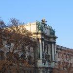 Hofburg Rückseite
