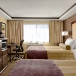 If you are traveling with your family or group of friends, opt for our Deluxe Two Queen Bedroom.