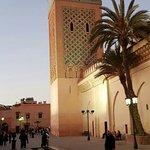Mosqué my elyazid dans le cartier kasbah