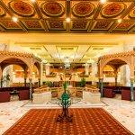 Le lobby bar de l'Hasdrubal Hammamet