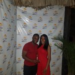 My Anniversary night out with my wife at La Palaba Bar and restaurant