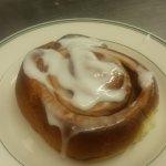 Housemade Cinnamon Roll!