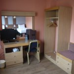 No doors on wardrobe and top draw front missing