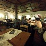 Bavarian Atmosphere in this restaurant