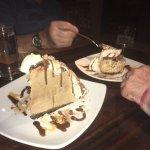 Mud Pie and Ice Cream Sandwich at Cork Boulder