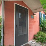 Your own private entrance into the cottage for your stay.