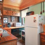 Your private kitchen for a quick breakfast and late night snacks