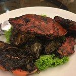 Black pepper crab, It's ok. Prefer the chili crab