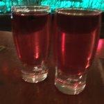 Raspberry Infused vodka