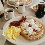 Foto van The Egg & I Restaurant