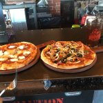 Lunch special personal pizza