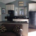 One bedroom cottage - kitchenette