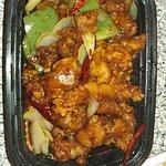 General Tsao's Chicken...Marvelous!!