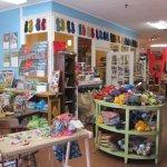Inside - Deanne Fitzpatrick Rug Hooking Studio