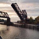 Train & Tram bridge