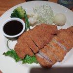 Tonkatsu - pork cutlets