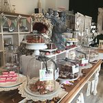 Cute little shop with delicious homemade treats!