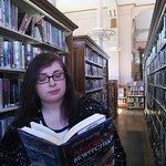 Sherri reading