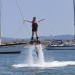 Flyboard is awesome at Gold Coast Watersports