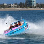 Jetboat fun at Gold Coast Watersorts