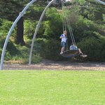 Children's playground in walking distance from Flying Fish Cafe