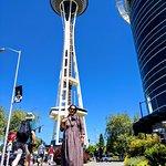 Posing - 'Space Needle' @ Seattle