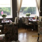 I loved the breakfast room!!!