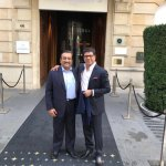 Foto de Hôtel Barrière Le Fouquet's Paris