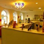 Hotel reception City Residence Vienna