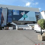 Palais des Festivals et des Congrès of Cannes Foto