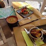 ZIO BIO, Forli, Excellent dishes.