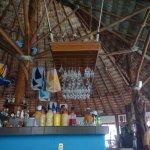 el bar de alberca