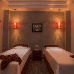Cool Sense Spa Treatment room for the couple massage