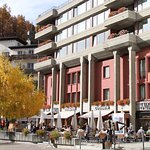 Hauser Hotel St. Moritz Foto