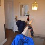 Hallway and dresser