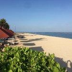 The St. Regis Bali Spectacular beach