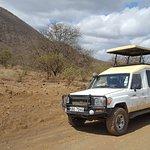 Unser Jeep..