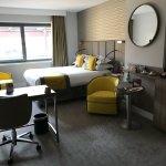 Photo of Hotel Crowne Plaza Lyon - Cite Internationale