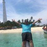 Zdjęcie Lengkuas Island