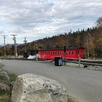 Photo de The Mount Washington Cog Railway
