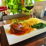 Foto de Cafe Restaurant de La Contree