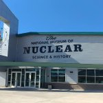The National Museum of Nuclear Science & History Foto