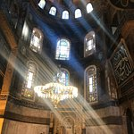 Hagia Sophia Church (Ayasofya) Architecture