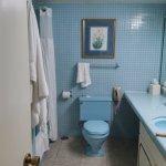 Bathroom of the Honeymoon Suite
