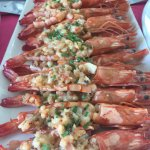 Awesome shrimps.