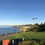 Heisler park right next door! a nice walk any time of day!