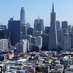 View of Downtown SF