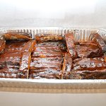 Get Barbeque for your tailgate or family function. Made fresh for you.