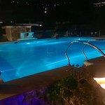 Beautiful hotel & pool